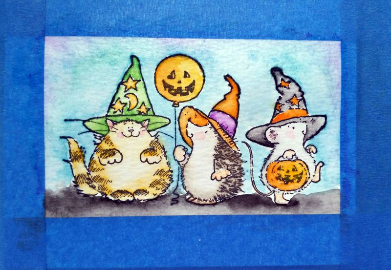 HalloweenCrittersMasked
